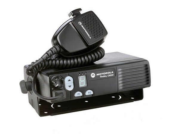 Motorola CM200 UHF 4 ch 25 Watts 438-470 HAM