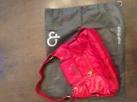 Matt & Nat red purse