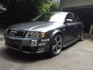 2003 Audi A4 1.8T Quattro Original Owner Car