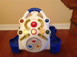Fisher Price Sesame Street Baby Discoveries 3 in 1 Baby Explorer