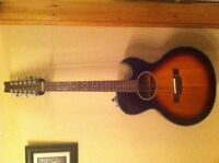 Washburn 12 string acoustic/electric