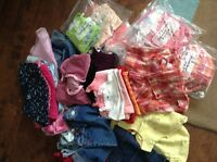 Girls 12-18 month clothing very good condition
