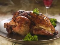 Whole roaster chickens for sale