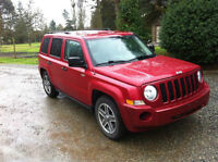 2008 Jeep Patriot tissus SUV, VGM