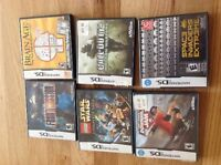Black DS and games