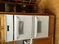 Kitchen Aid 27 inch wide double oven