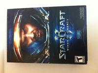 BRAND NEW Starcraft II Wings of Liberty