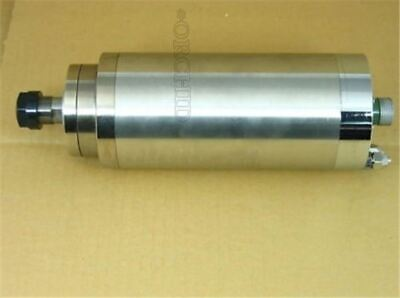 1pc Water Cooled Spindle Motor 4kw 5hp 220v For Woodarcylic Zb