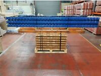 2nd Hand Hi - Lo Rackplan Pallet Racking Good Condition