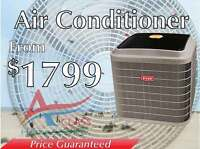 Air Conditioner - Furnace $1699