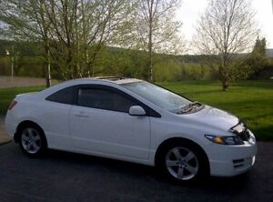 2009 Honda Civic LX Coupe (2 door)