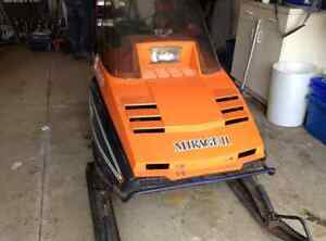 LOOKING FOR ANY MOTO-SKI MIRAGES & ANY SONIC SNOWMOBILES