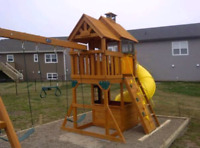 Shed/Gazebo/Playground Set Assembly/Delivery