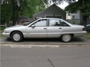 1991 Chevrolet Caprice Classic LT with Sport Package