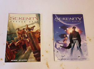 Serenity: Better Days and  Those Left Behind by Joss Wh