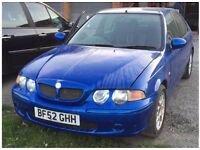 Mg ZS+ 120 1.8 quick sale