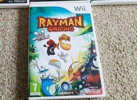 Wii Rayman