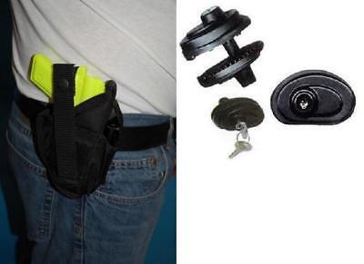 Free Nylon Holster - NYLON BELT GUN HOLSTER TAURUS 38 SPECIAL 4