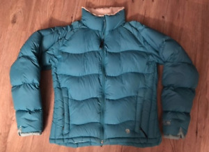 REDUCED - Women's Down Jacket - Size Large (fits snug)