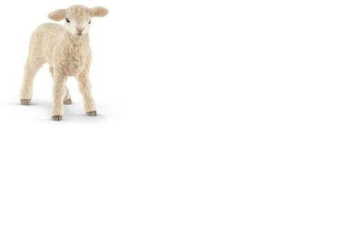 Schleich Lamb Farmlife Plastic Animal Figure NEW 13883