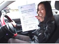 Driving Test, Last Minute with Manual or Auto car. Any Area