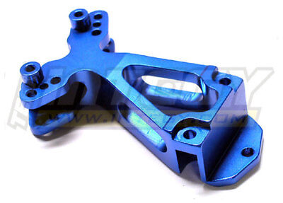 Integy Traxxas Jato 2.5 & 3.3 Aluminum Front Shock Tower (Blue) Blue Aluminum Shock Tower