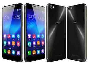 Huawei Honor 6 (Black) Unlocked 4G, 5.0 inches