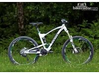 Canyon strive Al 80 full suspension