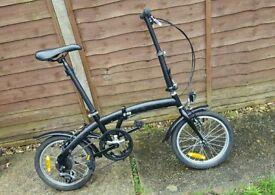 FOLDING BICYCLE - Gateway Pleasure