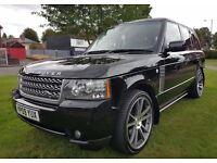 faced lift model Vogue Land Rover Range Rover 3.6 TD V8