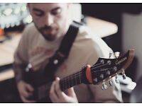 Expert guitar lessons (York/Selby) ALL AGES