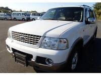 FORD EXPLORER 4.6 EDDIE BAUER AUTOMATIC * 7 LEATHER SEATS 4X4 ONLY 35000 MILES