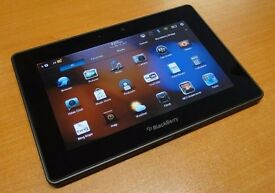 Blackberry Playbook 16GB + Charger.