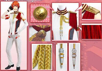 Uta No Prince Sama Kurusu Ittoki Otoya Cosplay costume Kostüm - Ittoki Otoya Cosplay Kostüm