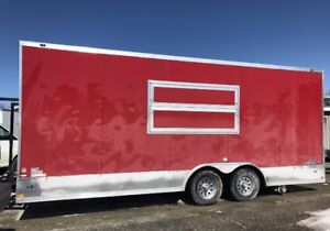 NEW, 2018 CONCESSION TRAILER