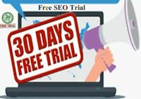 30 Days Free SEO Trial Campaign