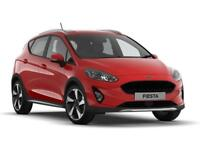 2018 FORD FIESTA 1.0 EcoBoost 125 Active 1 5dr