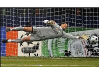 GOALKEEPER WANTED. FREE FOOTBALL FOR GOALKEEPERS, PLAY FOOTBALL IN LONDON JOIN FOOTBALL TEAM LONDON