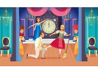My First Ballet: Cinderella, The Peacock, London 17th April 2017 10:30 (3 tickets)