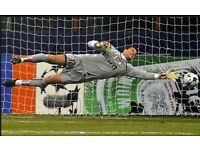 FREE FOOTBALL FOR GOALKEEPERS IN SOUTH LONDON, JOIN FOOTBALL TEAM IN SOUTH LONDON, PLAY IN LONDON