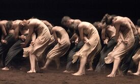 Pina Bausch 2 tickets at Sadler's Wells Sun 26 Mar 2017
