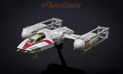 F-TOYS STAR WARS VEHICLE 7 Y-WING STARFIGHTER ASSULT BOMBER 1:144 MODEL SW_7.6