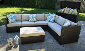 Fine Outdoor Patio Warehouse - Spring Savings!
