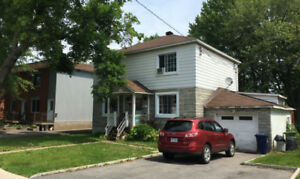 House for rent in heart of chomedey laval
