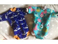 Splashabout happy nappy wetsuits - Size L