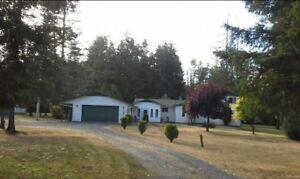 1097 Fair Road Parksville BC - 2.4 acres!
