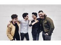 Two stereophonic tickets for sale motor point arena Tuesday 6th March. £120