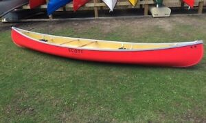 SCOTT Canoes (fiberglass) NOW IN STOCK!!