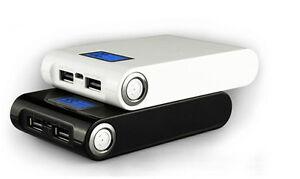 2-USB-Carica-Batteria-Portatile-12000mAh-Per-LG-L35