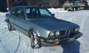 1984 BMW 318 Coupe